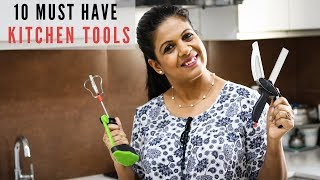 10 Smart And Helpful Kitchen Tools You Must Have | Tools And Gadgets For Easy Cooking
