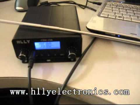 HLLY 20W Low Power FM Transmitter TX-20S