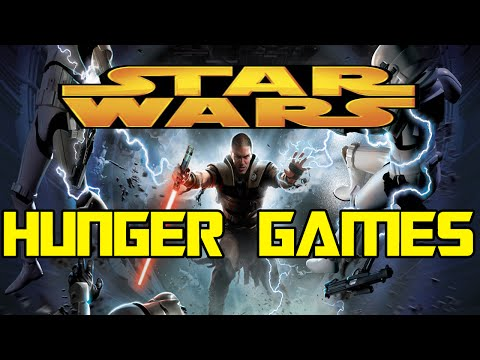 Mineplex Hunger Games: Star Wars