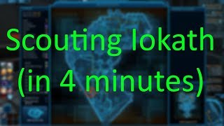 SWTOR - Scouting Iokath (in 4 minutes) (Empire side Daily)