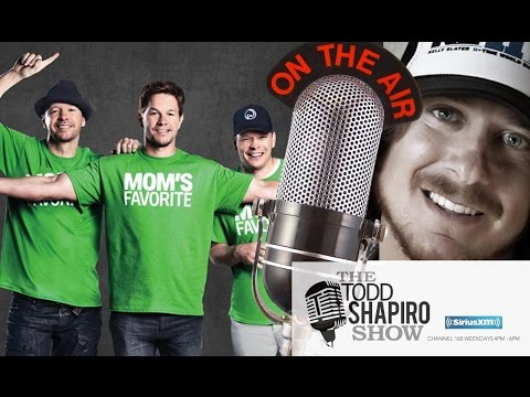The Todd Shapiro Show - Donnie & Paul Wahlberg Interview