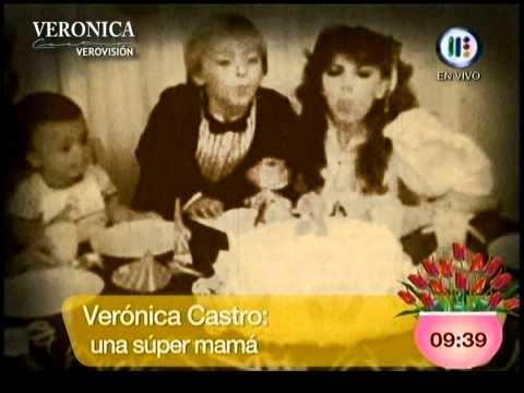 Verónica Castro: Una Súper Mamá