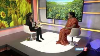 Velicham 27-11-14 with Renuka Lakshmi, General secretary of Tamil Nadu units of Hockey