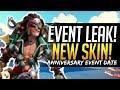 Overwatch NEW ANNIVERSARY EVENT LEAK - Pirate Junkrat Skin!