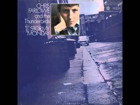 Little Joe Cook aka Chris Farlowe&Thunderbirds 1965/66 -