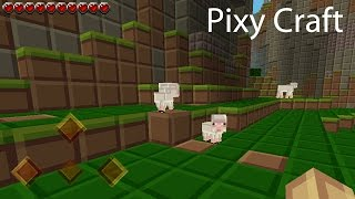Pixy Craft Gameplay Impressions