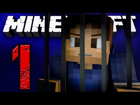 WOOFLESS IN PRISON!? (Minecraft Prison: JAIL BREAK! EPISODE 1)