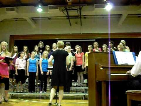 Black River School Chorus Ludlow Vermont