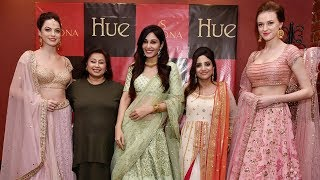 Pooja Chopra At Sumona Couture's Bridal Collection 2018 Launch