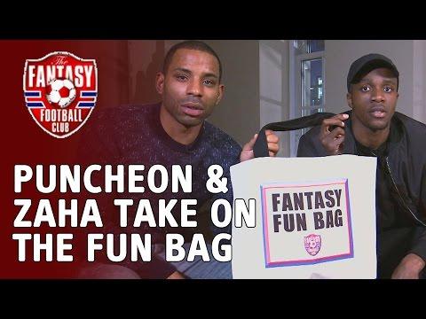Fantasy Fun with Jason Puncheon & Wilfried Zaha - The Fantasy Football Club