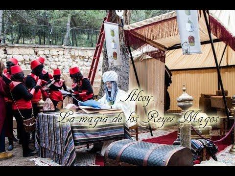 Alcoy La magia de los Reyes Magos
