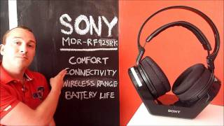 Sony Wireless Headphones - How To