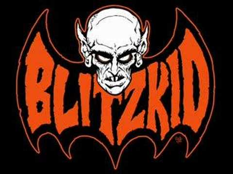 Blitzkid - Teenage Necrophilian Love