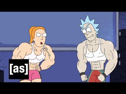 X Gon Give It To Ya | Rick and Morty | Adult Swim