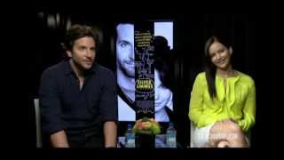 Bradley Cooper & Jennifer Lawrence - Silver Linings Playbook Interview TIFF 2012