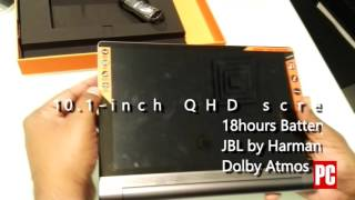 Lenovo YOGA Tab 3 Pro - Unboxing