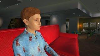 KIDS IN GTA 5! SECRET Children FOUND in GTA 5 Online! (GTA 5)