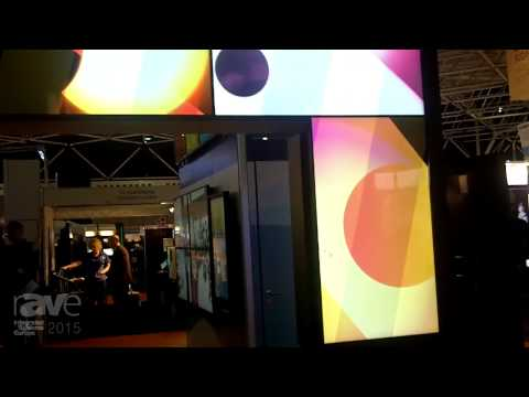 ISE 2015: BrightSign Exhibits BrightWall Software