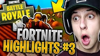 TROLLING THE WORST PLAYER!!! (Best Fortnite Highlights #3)
