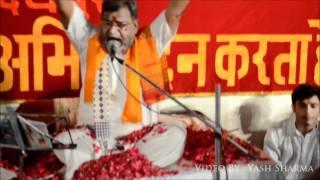 Kirtan ki hai raat | Khatu Shyam Ji Bhajan Sandhya, Udaipur [HD]