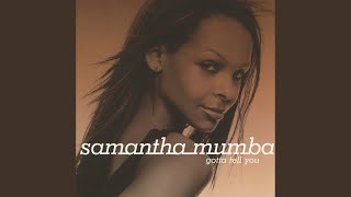 Samantha Mumba - Signed Sealed Delivered