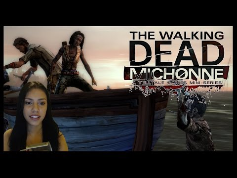 The Walking Dead: Michonne - SWIMMING ZOMBIES - Part 1 - EP 1