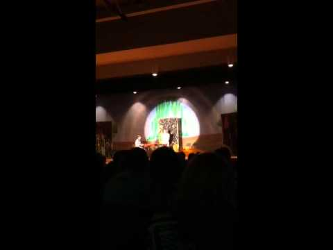 Upper Township Middle School's Wizard of Oz