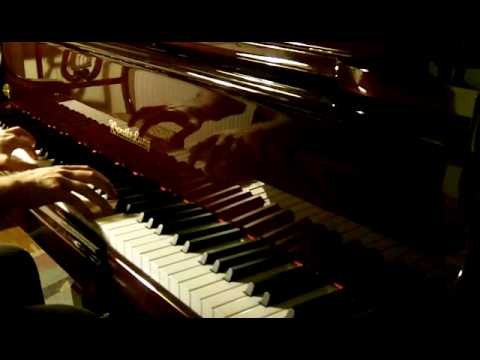 The Spy Who Came In From The Cold - Piano Prelude (sol Kaplan)