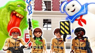 Scary Ghost Everywhere~! Who Ya Gonna Call? Ghostbuster - ToyMart TV