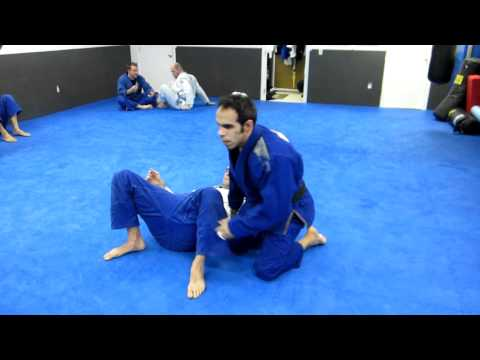 Brazilian Jiu JItsu Pulling Guard and Sweeps Image 1
