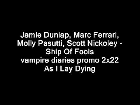 Jamie Dunlap, Marc Ferrari, Molly Pasutti, Scott Nickoley - Ship Of Fools