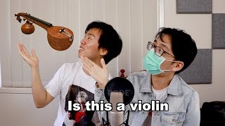 Is This a Violin?