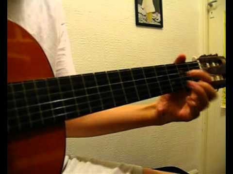 Awesome God Guitar Cover (rich Mullins) video