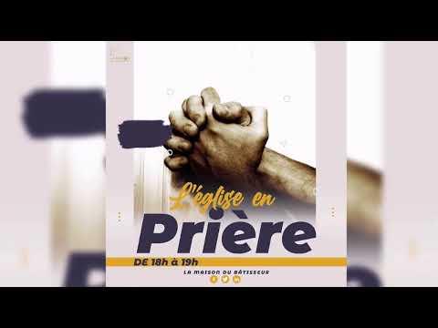 LA JOIE DE L'ETERNEL EST MA FORCE - L'église en Prière