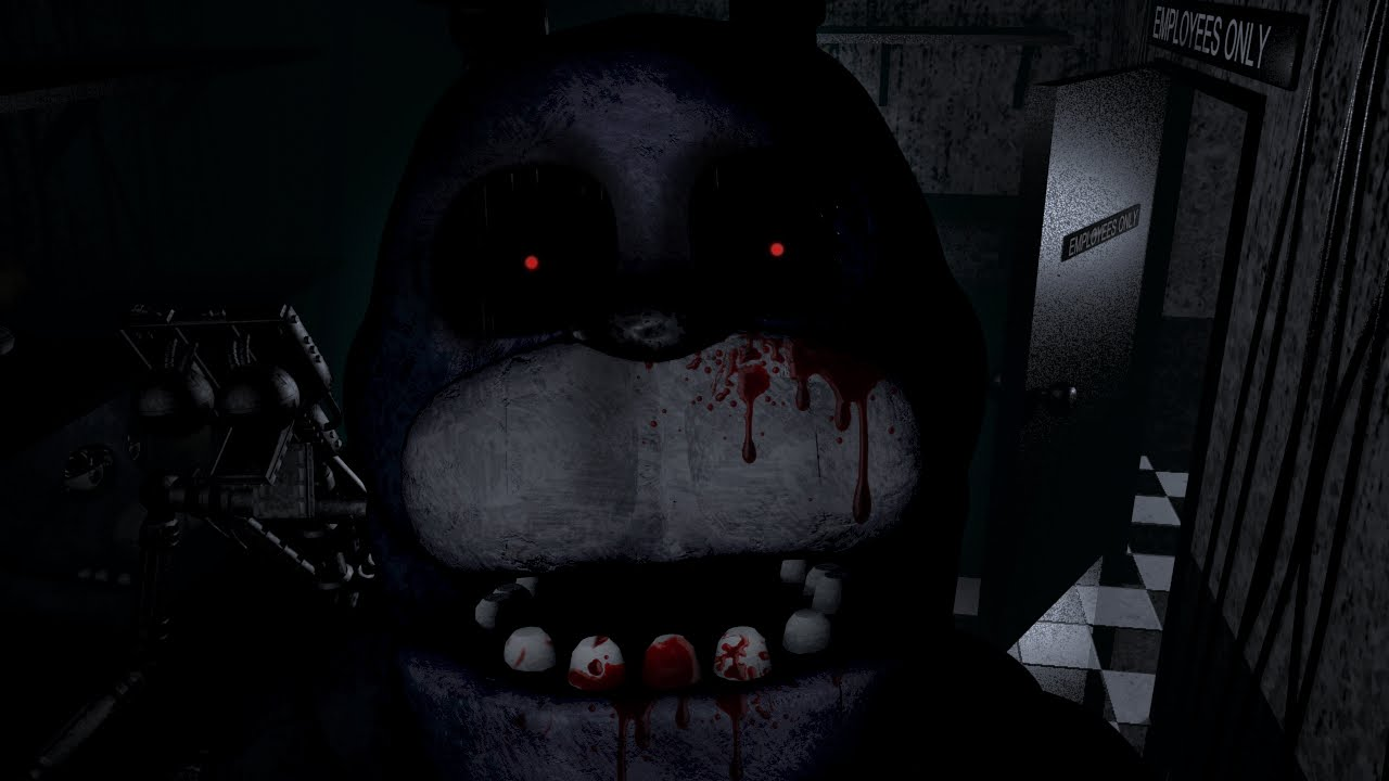 Five nights at freddy s demo i m ready for freddy youtube