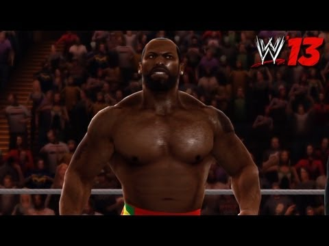 WWE '13 Community Showcase: Ezekiel Jackson (Xbox 360)