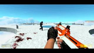 Garrys Mod (Death Run) #2