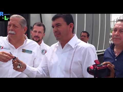 Se compromete Egidio  Torres Cantú visitar más seguido Rio Bravo.