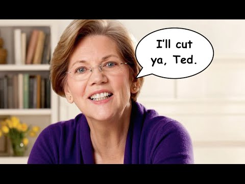 Elizabeth Warren DEMOLISHES Ted Cruz After He Whined About Sacrifices Made to Run for President