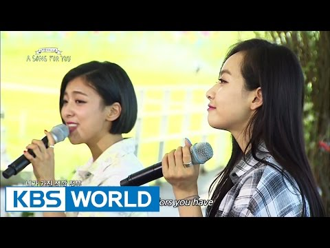 Global Request Show: A Song for You 3 - Ep.3 with f(x) Music Videos