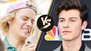 Download Lagu Shawn Mendes FIRES BACK At Justin Bieber SHADE! Gratis STAFABAND