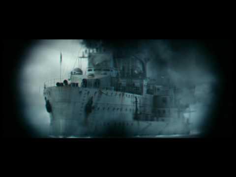 Ships Battle/Duel (in HD) - Russian Empire vs Germany, World War I, movie Admiral Адмиралъ