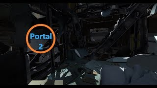 More questions then Answers[]Portal 2||Episode #1