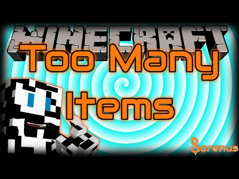 Too Many Items Mod for Minecraft 1.7.2 | Sorenus Mods 31