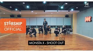 Dance Practice 몬스타엑스 Monsta X 39 Shoot Out 39 Stage Costume Ver Fix Ver