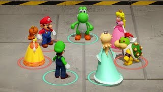 Super Mario Party - Watermelon Walkabout (Partner Party Mode)