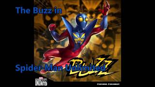 The Buzz in Spider-Man Unlimited