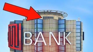 GTA 5 Insane  Maze Bank Stunt!