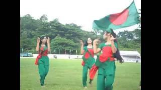 Download jole utho bangladesh by arfin rumi - জলে ওঠো বাংলাদেশ গানের সাথে পাহাড়ি মেয়েদের নাচ 3Gp Mp4
