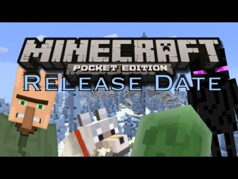 Minecraft PE - 0.9.0 Release Date Announced!